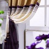 Baumwollnormaler Stromausfall-Fenster-Vorhang für Schlafzimmer (27W0030)