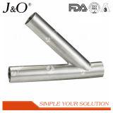 Raccord sanitaire en tuyau en acier inoxydable U Tube Elbow