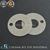 De ronde Ceramische Plaat van het Nitride van het Aluminium van Ain van de Vorm Ceramische