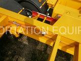 40 Fuß skelettartige Schlussteil-/Luft-Aufhebung des Behälter-3axles halb