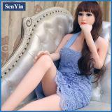 148cm reale erwachsene Geschlechts-Puppe des Nicht-Aufblasbaren Silikon-26kg