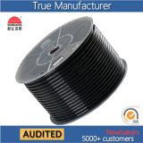 Noir pneumatique droit à haute pression de tuyaux d'air d'unité centrale/canalisation d'air/conduit d'aération 12*8