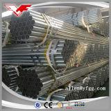 tubo de acero galvanizado sumergido caliente de carbón del andamio En39 de 48.3m m