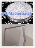 Masterbatchのプラスチック白いポリカーボネート