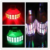 Дешевый свет бабочки 4*3W 4in1 СИД для штанги диско