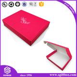 カスタム印刷のFoldable Prefumeの衣類のギフトの紙箱