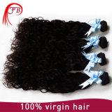 Armadura natural brasileña 100% del pelo humano de la onda de Remy de la Virgen