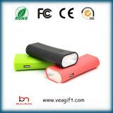 電話電池5200mAhの熱い販売人のライオン電池移動式力バンク
