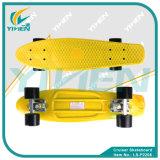 доски пенниа 22 '' PP скейтборд крейсера пластичной ретро для сбывания