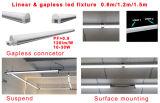 T5 vervangt de Lineaire Lichte Montage voor Traditioal T5