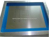 o corte do laser da fibra da elevada precisão 50W100W escreve a máquina com refrigerar de ar