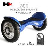 UL2272 Hoverboard zwei Rad-Selbstbalancierender Roller