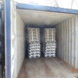 Lingot en aluminium 99.7 de qualité et de prix bas