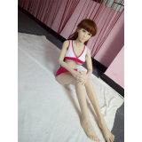 Japans Levensecht Volwassen Echt Doll van Doll van de Liefde van het Silicone voor Verkoop