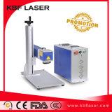 De hete Laser die van de Vezel van de Prijs van de Verkoop Draagbare Machine voor Roestvrij staal/Plastic /ABS/Pes/PVC merken