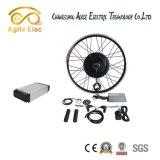kit elettrico Gearless senza spazzola della bici di 48V 1000W con la batteria di litio