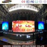 Tablero de presentación de alto brillo 8500CD al aire libre P6 LED a todo color