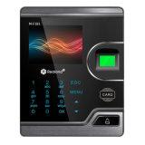 Control de acceso biométrico de la puerta del sistema de la huella digital de la seguridad M-F181