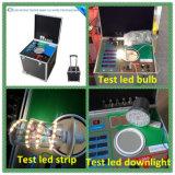Verificador portátil do CCT do lúmen do diodo emissor de luz com medidor da alimentação de DC (LT-SM999)