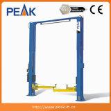 6800kgs Capacité 2 Post Hydraulic Lift for Professional Car Garage