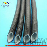 Tubo trenzado de Ruber del silicio resistente de alta temperatura de Sunbow