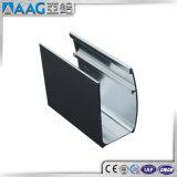 Profil en aluminium de construction et de décoration/bâti de pièce de douche/compartiment en aluminium simples de douche