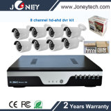 8 kit di Ahd 1080P 2 Megapixel HD DVR della Manica