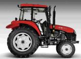 De nieuwe 90HP Vierwielige DrijfTractor van het Wiel met Dieselmotor (OX904)