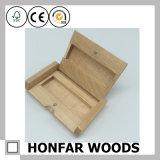 Nueva llegada arte de madera más ligera Caja de almacenamiento