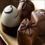 Máquina pequena inteiramente automática industrial popular do chocolate do anúncio publicitário