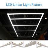Iluminación linear de la oficina del LED para la aplicación comercial