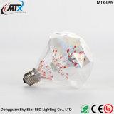 Bulbo decorativo de la luz del filamento de la iluminación 4W ST64 Dimmable LED de MTX, decoración rústica moderna de la barra del sitio de la iluminación industrial de la vendimia del bulbo LED ST64 6W de 4pack Edison