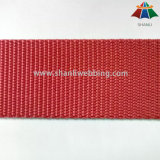 Helles rotes blaues flaches Nylongewebtes material 1.5 Zoll-(38mm) für Schultergurte