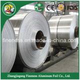 Papel de aluminio de pila de discos en rodillo enorme