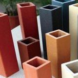 Auvent de terre cuite de forme irrégulière avec la performance normale de texture