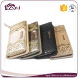 Бумажник повелительниц муфты PU способа Fani кожаный предназначенный для подростков