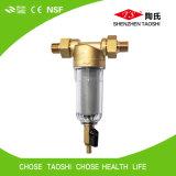 De Machine van de Filter van het pre-Water van 1/8 die Duim in China wordt gemaakt