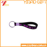 Hot Sale Eco-Friendly Lovely Silicone Key Chain