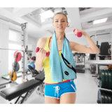 Toalla barata Microfiber del deporte de la piña de las toallas de los deportes
