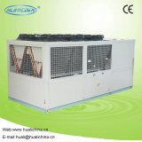 Tipo refrigerador industrial do parafuso refrigerar de água para máquinas da modelação por injeção
