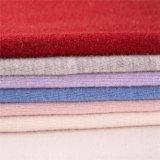 Bons tissus d'acétate de laines et de cellulose d'élasticité dans mauve-clair