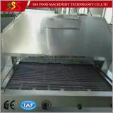Macchina di congelamento del Freon IQF del congelatore del tunnel di congelamento dell'azoto liquido del certificato del Ce