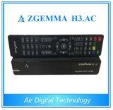 H3 initial d'E2 Zgemma. Récepteur satellite du combo DVB-S2+ATSC+IPTV à C.A. Linux