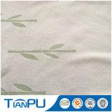 Tickendes Bambus gestricktes Gewebe der Matratze-St-Tp002
