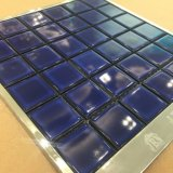濃紺プール(C648011)のためのカラーによって艶をかけられる磁器のモザイク