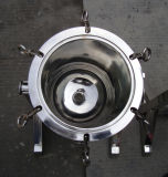 Carcaça de filtro Titanium projetada nova para a indústria