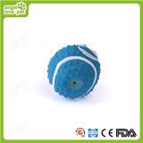 Brinquedo encantador da esfera de Squeakly Laxtex do cão