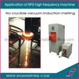 40kw het Verwarmen van de Inductie van de Hoge Frequentie van 180kHz Machine spg-40b
