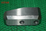 Часть точности OEM высокая подвергли механической обработке CNC, котор для печатной машины