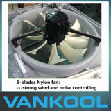 Dispositivo di raffreddamento di aria evaporativo potente della palude di raffreddamento ad acqua di Industial di corrente d'aria della finestra